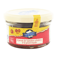Caviar tomates sechees provence Nos Regions ont du Talent 90g