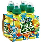 Teisseire fruit shootpack 4x20 cl orange - Tous les
