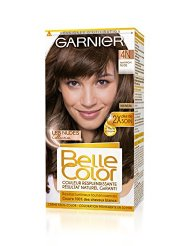 Garnier Belle Color Coloration 4N Marron Nude - Lot de 2