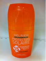 Spray protection solaire SPF 15 Laboratoire Delrieu 150ml
