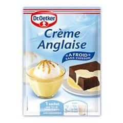 Dr.Oetker creme patissiere express a froid 1 sachet 80g