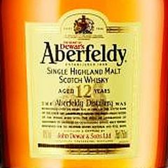 Aberfeldy 12 ans single malt 40° -70cl + etui