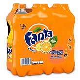 Fanta Play orange 1,5Lx6 format spécial