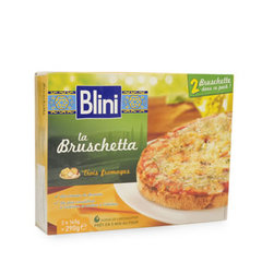 Bruschetta aux 3 fromages BLINI, 290g