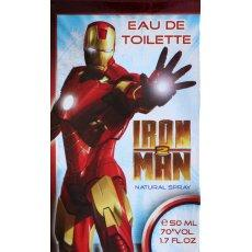 Eau de toilette IRON MAN 2, 50ml