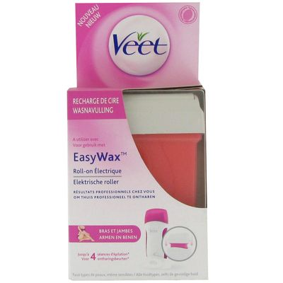 Recharge Jambes & Bras pour Roll on electrique Easy Wax