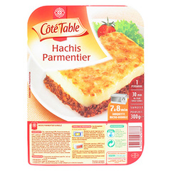 Hachis parmentier Cote Table 300g