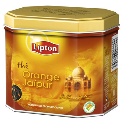 The Jaipur a l'orange LIPTON, 200g