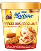 Speculoos croquant Caramel Beurre Salé