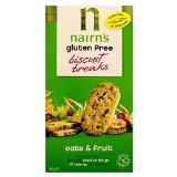 Biscuits Pauses De Nairn - Avoine Et Les Fruits (160G)