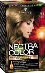Nectra coloration n°755 blond dore fonce