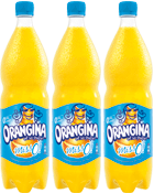 Orangina Miss O! Saveur Orange Light