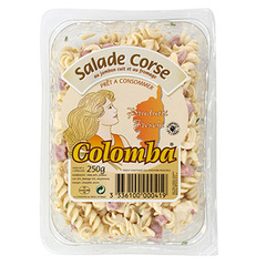 Salade corse Colomba 250g