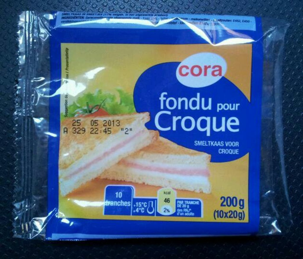 Fromage fondue 10 x 20g