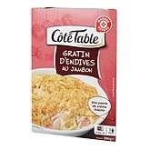 Gratin Côté Table Endives au jambon - 280g