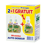 lessive eco efficacite auto doseur le chat 850ml x 2