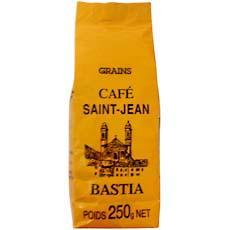 Cafe en grains de Bastia SAINT JEAN, 250g