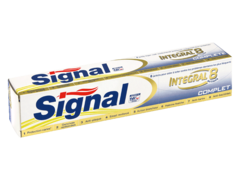 Dentifrice integral gold