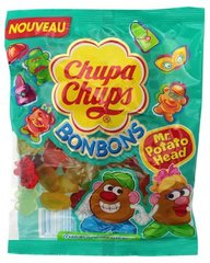 Chupa Chups mr potato head bonbons 250g