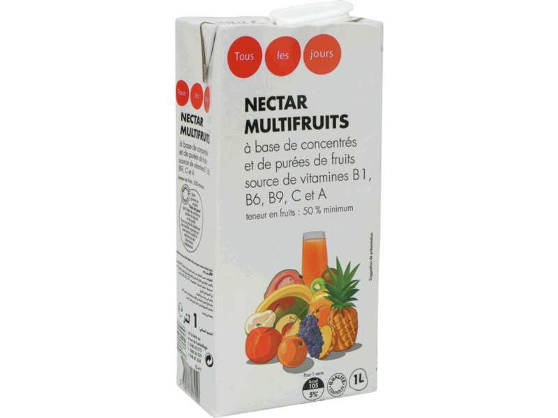 Nectar Multivitamine brick