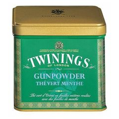 Twinings Gunpowder menthe 200g