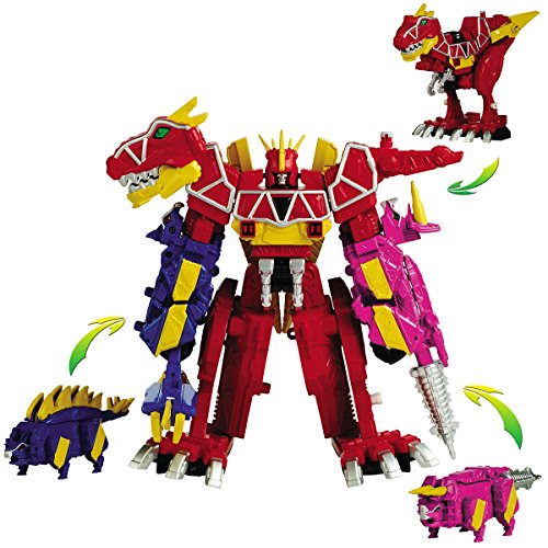 DX Megazord Dino Super Charge