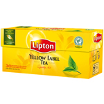 Thé Yellow Label Lipton 30 sachets - 60g