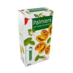 Auchan palmiers herbes provence 100g