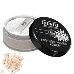Lavera Fine Loose Mineral Powder Transparent 8 g