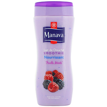 Lait douche smoothie Manava 250ml