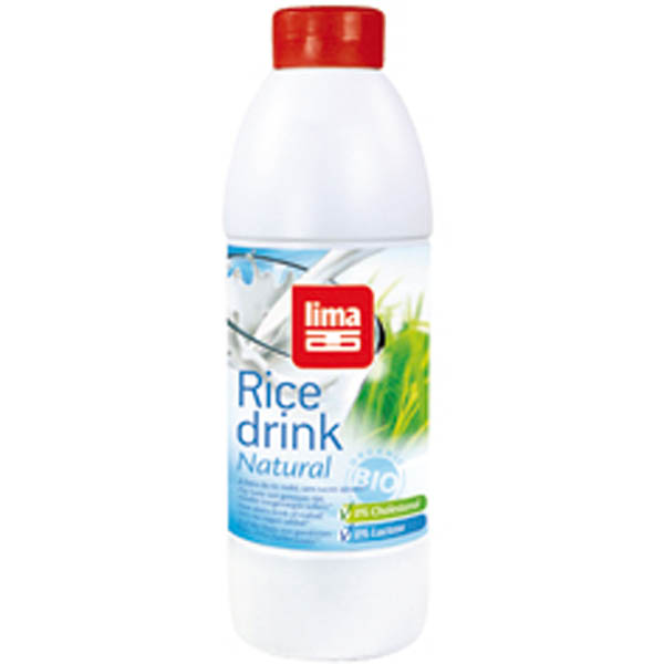 1l RICE DRINK NATURAL
