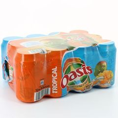Oasis tropical 12x33cl