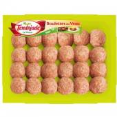 Tendriade boulette nature x24 -720g