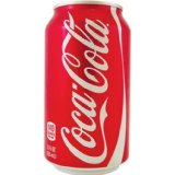 Coca Cola Classic 12 OZ (355ml) - Single Can