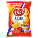 Vico chips extra craquantes nature 400g