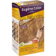 Coloration permanente Les Naturelles EUGENE COLOR, blond clair dore n°83