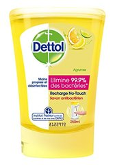 Dettol no-touch recharge agrumes 250ml