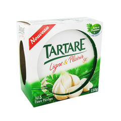 Tartare equilibre ail et fines herbes 150g