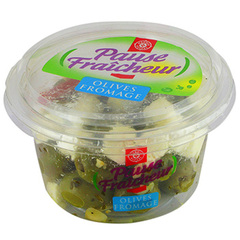 Olives fromage Pause Fraicheur 150g