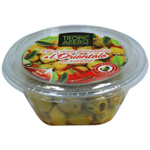 Tropic Apero olives vertes denoyautees a l'orientale 110 g