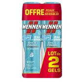 Mennen gel de rasage bacti fresh 2x200ml