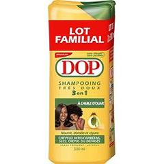 Dop shampooing huile d'olive 2x(400ml )