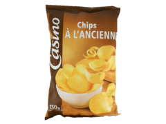 Chips a l?ancienne