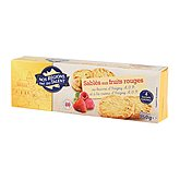 Sablés NRDT Fruits rouges beurre 150g