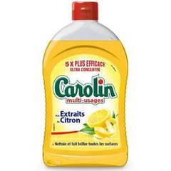 Carolin multi usages citron 500ml