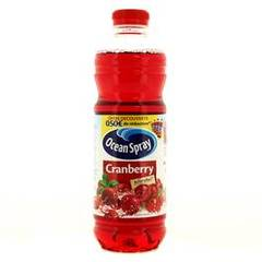 Boisson cranberry Ocean Spray