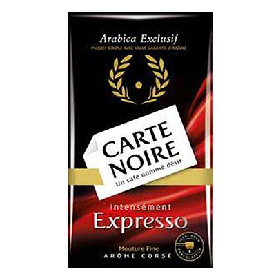 Cafe moulu Expresso arabica special percolateur