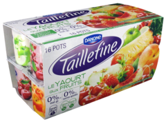 yaourt taillefine aux fruits