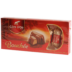 Cote d'Or Bouchees au lait x8 - 200g