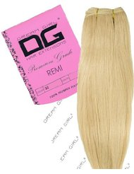 Dream Girl Remi Weft Extensions de cheveux Couleur n° 22 45,7 cm